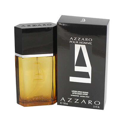 A S Men Azzaro By Azzaro 3 4 Oz 100 Ml After Shave Lotion Spray New In Box
