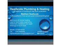 LOW COST, HIGH QUALITY MULTI-SKILLED PLUMBER.