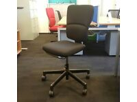 Steelcase Operators Chair Black