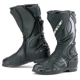 Spada ST1 WP motorcycle boots