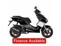 LEXMOTO DIABLO 125 SPORTS SCOOTER 125 CC
