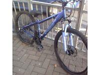"Unisex Mountain Bike 14"" Frame"