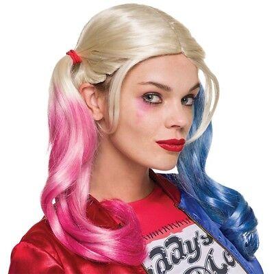 KOSTÜM-ZUBEHÖR KARNEVAL FASCHING PERÜCKE HARLEY QUINN SUICIDE SQUAD - Harley Quinn Kostüm Zubehör