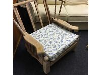Vintage Ercol chair delivery can be delivered