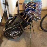 Callaway X20 clubs - TRADE for camping equipment
