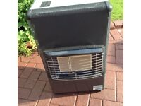 Gas portable heater like new