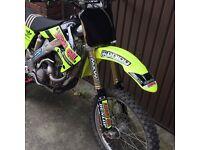 CRF 250 2007