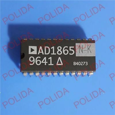 1pcs Audio Dac Ic Analog Devices Dip24 Ad1865n-k Ad1865nz-k 100 Genuine And New