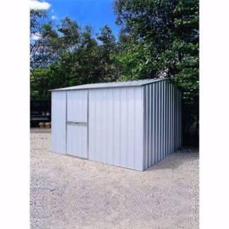 3m X 3m Zinc Garden shed Leumeah Campbelltown Area Preview