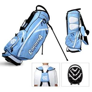 Authentic NCAA North Carolina Tar heels Stand Golf Bag - NEW IN THE BOX!
