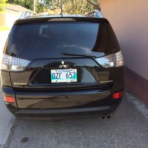 2008 Mitsubishi Outlander xls SUV, Crossover, Fully loaded