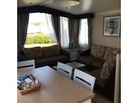 PRESTIGE caravan for rent in primrose valley