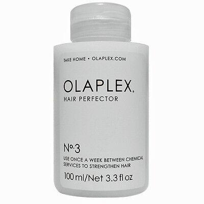 OLAPLEX HAIR PERFECTOR NO 3 - 3.3oz (NEW & SEALED)!
