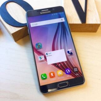 Multiple Galaxy note 5 32gb black with box charger wrnt Surfers Paradise Gold Coast City Preview