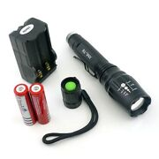 CREE LED Flashlight 10W