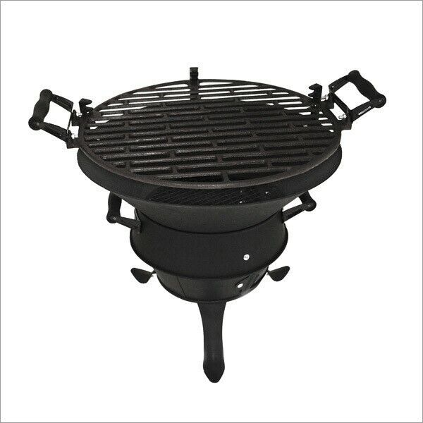 Grillfass New Orleans Grill Holzkohlegrill Gartengrill Campinggrill Feuerstelle