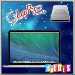Macbook Pro Unibody 13 avec Flash Drive SSD 499$