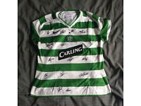 Signed Celtic top