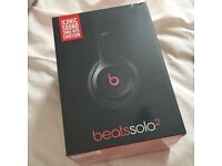Beats Solo 2 (Black/Red, wired)