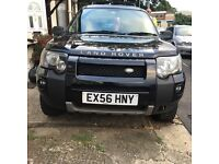 Landrover Freelander 2.0L ,manual,2006