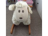 Mamas & Papas Rocking Sheep - very good condition
