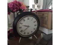 Large pocket watch clock and mirror Venetian pictures all for £20 immaculate