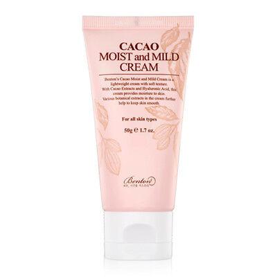 [BENTON] Cacao Moist and Mild Cream 50g