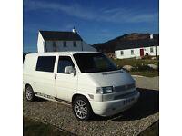 VW T4 2001 1.9 Diesel Camper Van £8.5K