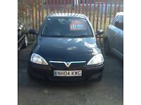 Vauxhall corsa very low miles ex condition