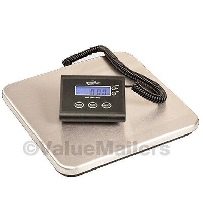 330 Lb Digital Shipping Scale Postal Bench Scales Wac