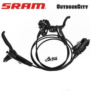 Avid Sram DB3 Hydraulic Brakes Black Mountain Bike Front & Rear Set Bicycle