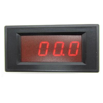 Dc 100ma Red Led Digital Display Ammeter Panel Digit Current Meter 0-100ma Dc