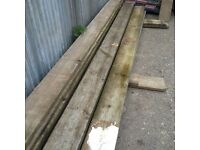 Scaffold planks /boards/gardening/flooring/flowerbeds/furniture.