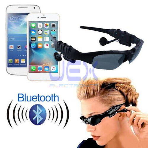 Stereo Bluetooth headset Sunglasses Glasses Shades Play MP3/Call from phone