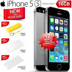 new iphone 5s unlocked new in sealed box factory unlocked apple iphone 5s space 9939