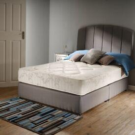 Double Delight orthopaedic mattress