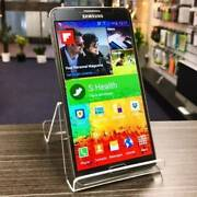 GOOD CONDITION SAMSUNG NOTE 3 32GB BLACK UNLOCKED WARRANTY INVOIC Pacific Pines Gold Coast City Preview