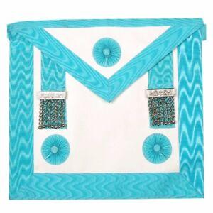 Masonic Master mason apron(Lambskin)