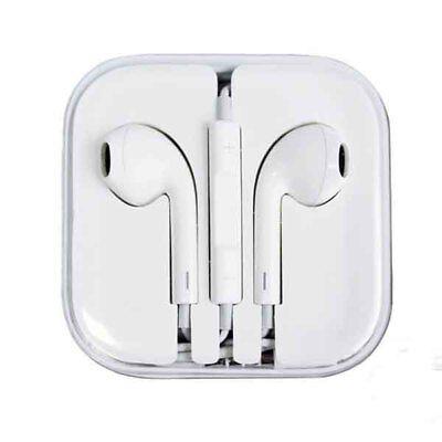 Original--EarPods-Earphones-For Apple-iPhone-6-6S-Plus-5S-5-S segunda mano  Embacar hacia Spain
