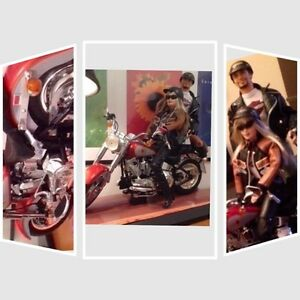 Harley-Davidson Barbie Collectors Set