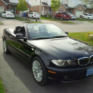 2005 BMW 3 series Convertible LOW MILEAGE