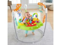 Fisher Price Baby Jumperoo Roaring Rainforest