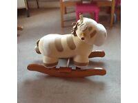 Toddler rocking toy