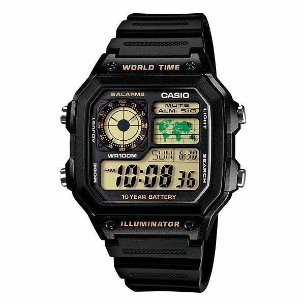 How to set a casio world time watch how to set casio world time watch gumiabroncs Choice Image