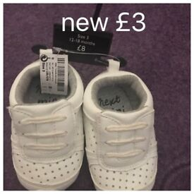 Next size 3 young girls or boys