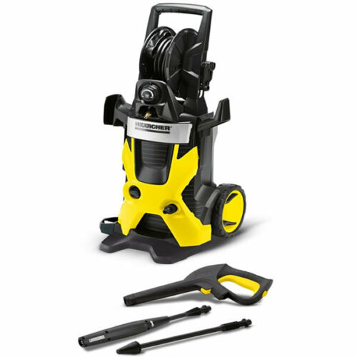 Karcher 2000 PSI (Electric - Cold Water) Pressure Washer w/ Hose Reel