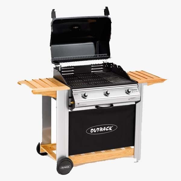 Outback Spectrum 3-Burner Gas Barbecue