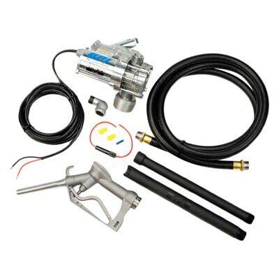 Gpi Ez8 8 Gpm 12 V Dc Fuel Transfer Pump