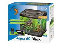 Supafish 60 litre fish tank WITH FREE EXTRAS!