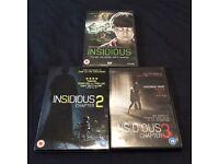 Insidious 1-3